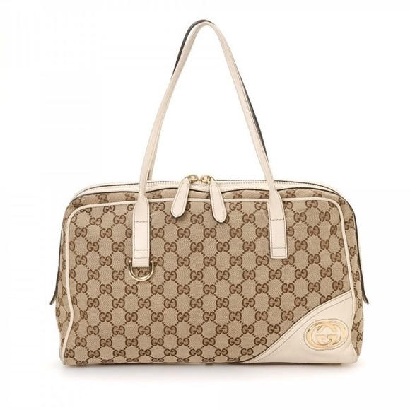 2dd81eaf6 Gucci Handbags - 🔥FINAL SALE🔥 Gucci GG Boston Britt Bag